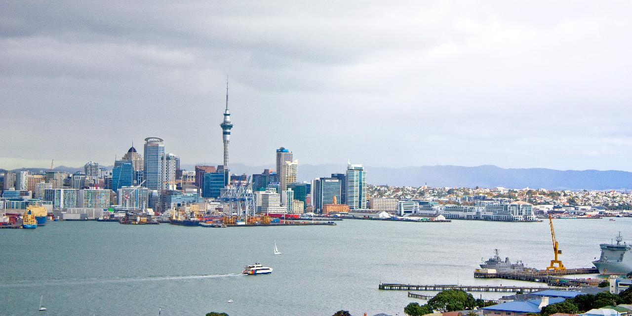 Auckland City Revealed