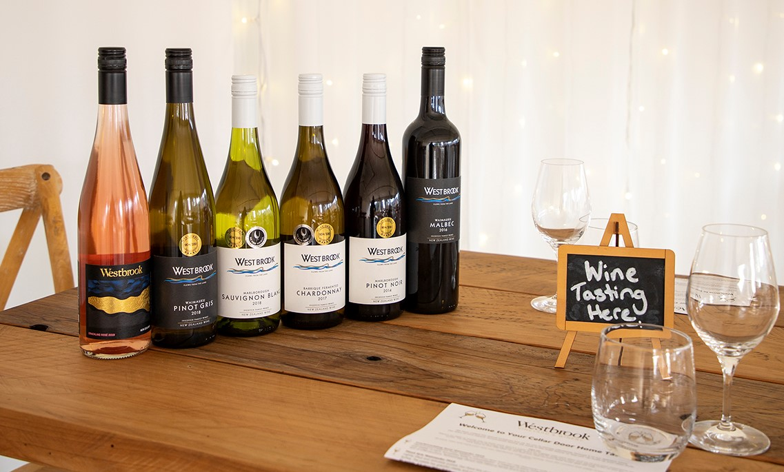 Auckland Wine Country with lunch
