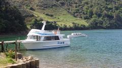 Pelorus Sound Cruise & Historic Farm Tour