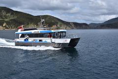 3 - Kenepuru and Raetihi Lunch Cruise (Optional Walk)