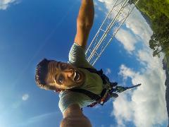 Xmas Bungy Jump + Video Package