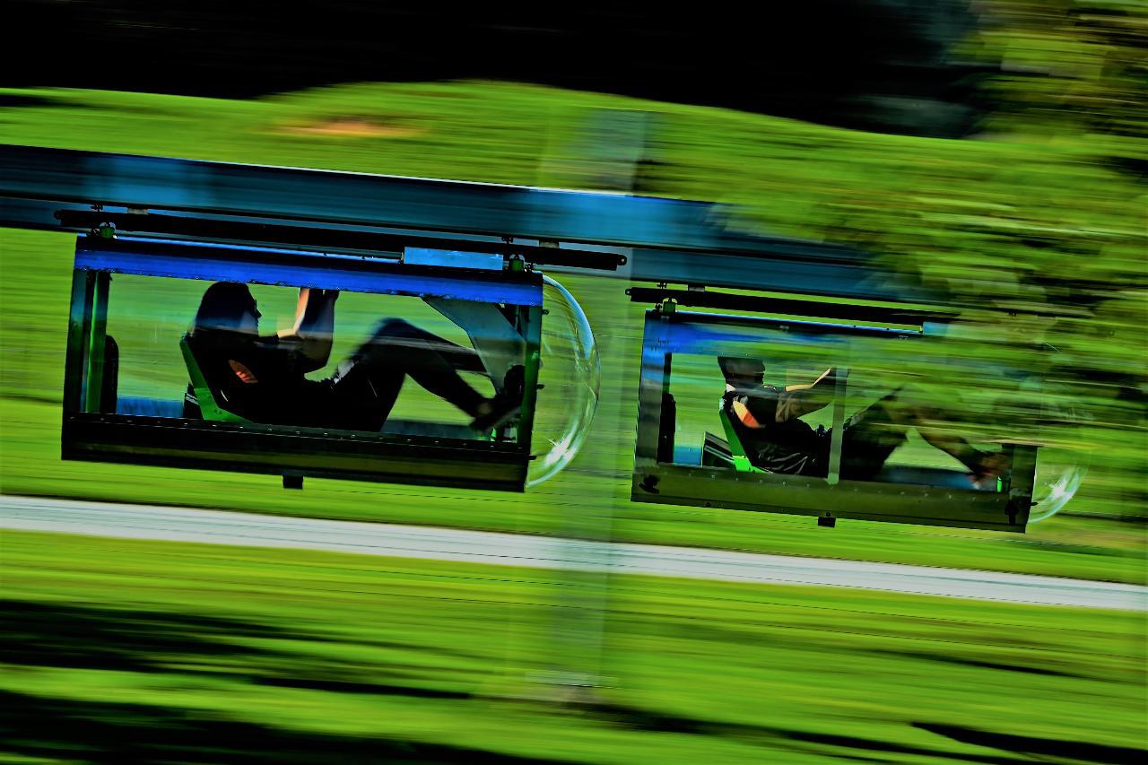 Shweeb Racer