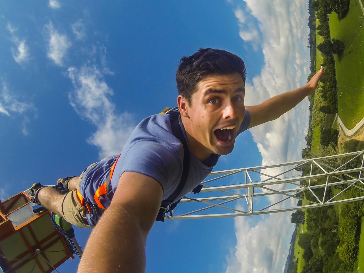 Rotorua Bungy Jump
