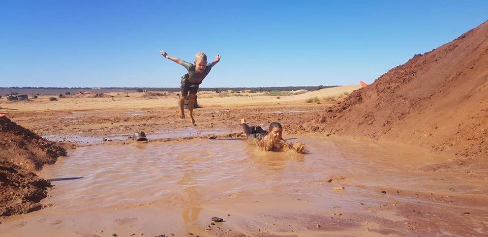 Tacker Attack Mega Mud Track Loveday