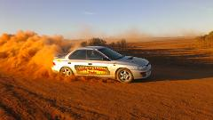 Rally Drive 24 Laps + 2 hot laps over 2 sessions Total 26 kilometers