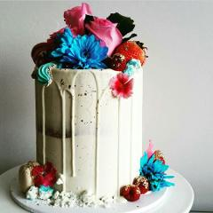 SOLD OUT! Extended Height Celebration Cake (Hands on) - Saturday, 18th August 10:00 AM
