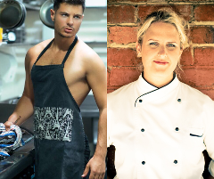 Meal Prep Demo with Jordan Bruno and Sophie Budd (Cooking Demonstration) - Monday, 14th January 6:30PM