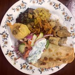 Easy Indian with Sophie Budd (Hands On) - Tuesday, 5th February 6:30 PM