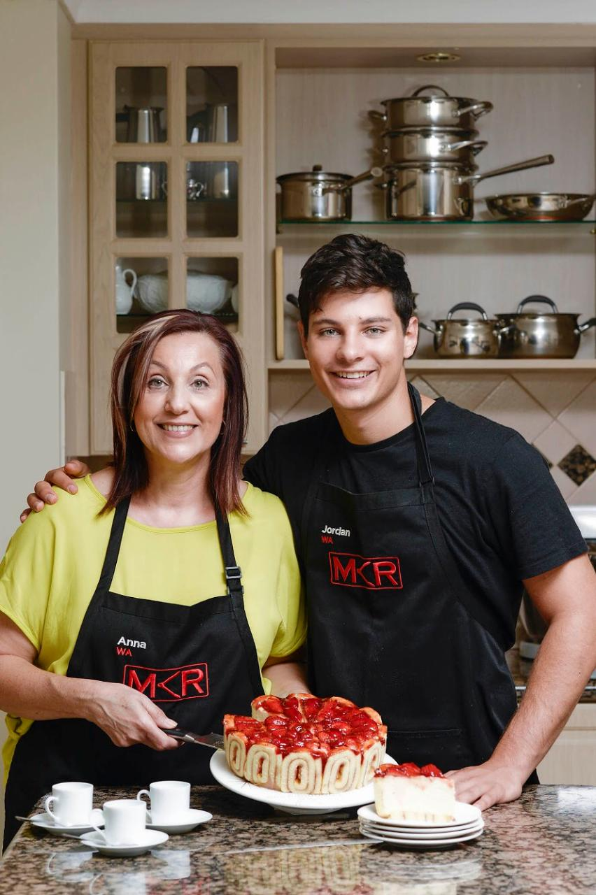 Italian with Jordan and Anna Bruno (Hands On Class) - Friday, 18th January 6:30PM