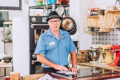 Learn how to make cheese with Robert from Harvey Cheese (Demonstration) - Tuesday the 28th of May at 6:30PM