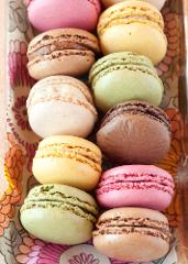 SOLD OUT! Mastering Macarons (Hands on) -  Saturday, 1st September 10:00 AM