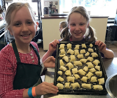 Kids Italian Cooking Class (8-12 years old) (Hands On) - Saturday, 30th June 10:00 AM