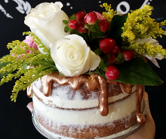 Naked Cake Class with Paula from Charles and Violet (Hands On) - Saturday, 1st December 10:00 AM