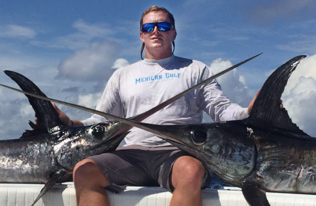 Captain colin byrd mexican gulf fishing co reservations for Mexican gulf fishing company