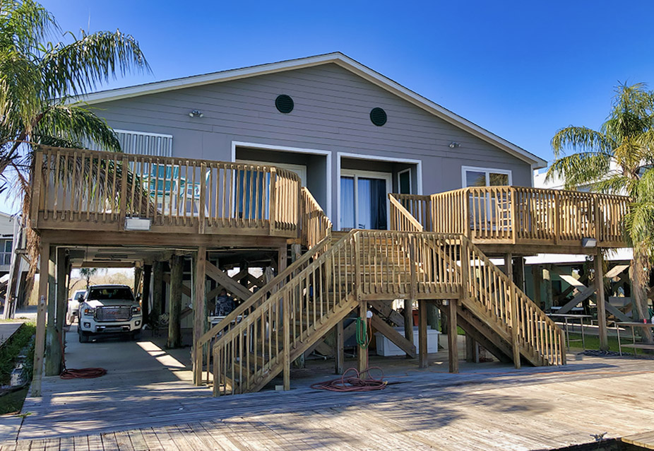 Cypress Cove Peninsula House #302B