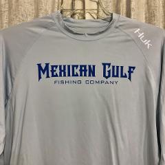 Co-branded MGFC/Huk Long Sleeve Performance Shirt