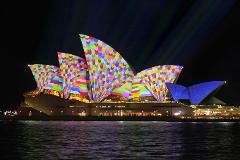 Sensational Sydney Vivid Harbour Cruise (SCHEDULED) 2019
