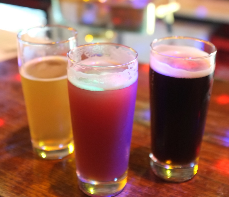 Craft Beer, Cheese & Charcuterie Tasting