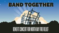 Band Together Bay Area Benefit Concert - November 9th @ 6:00PM