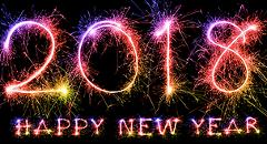 NYE 2018 - Fireworks Float
