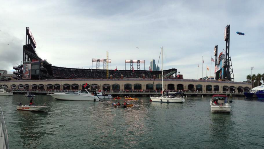 McCovey Cove Floaters Club