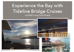 Golden Gate sunset cruises