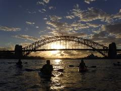 Sydney Harbour Sunrise Kayak Tour