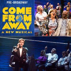 Come From Away (O Wed 195)