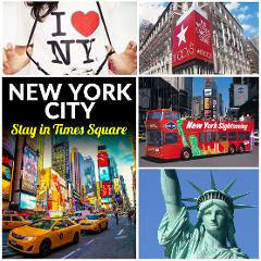 New York City 5 Day May 16-20, 2019
