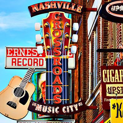 Sept in Nashville: Traditional Room