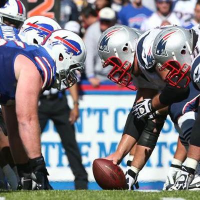 Buffalo Bills Vs Patriots