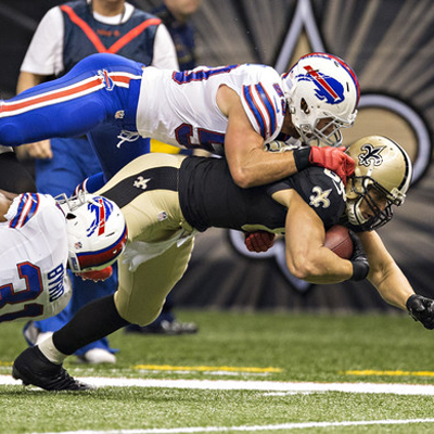 Buffalo Bills vs Saints