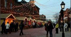 Toronto Christmas Market/ Eaton Centre Dec 7