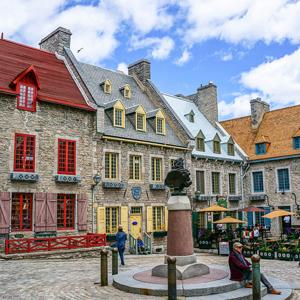 Discover Quebec City