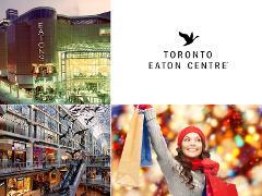 Toronto Eaton Centre Fall