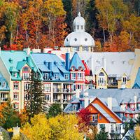 Mont Tremblant Autumn Getaway