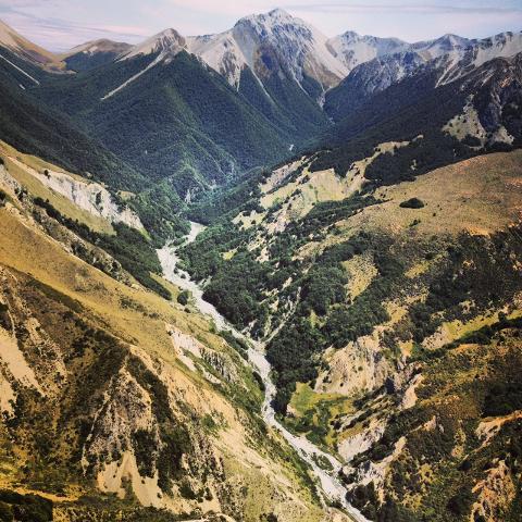 Southern Alps Explorer