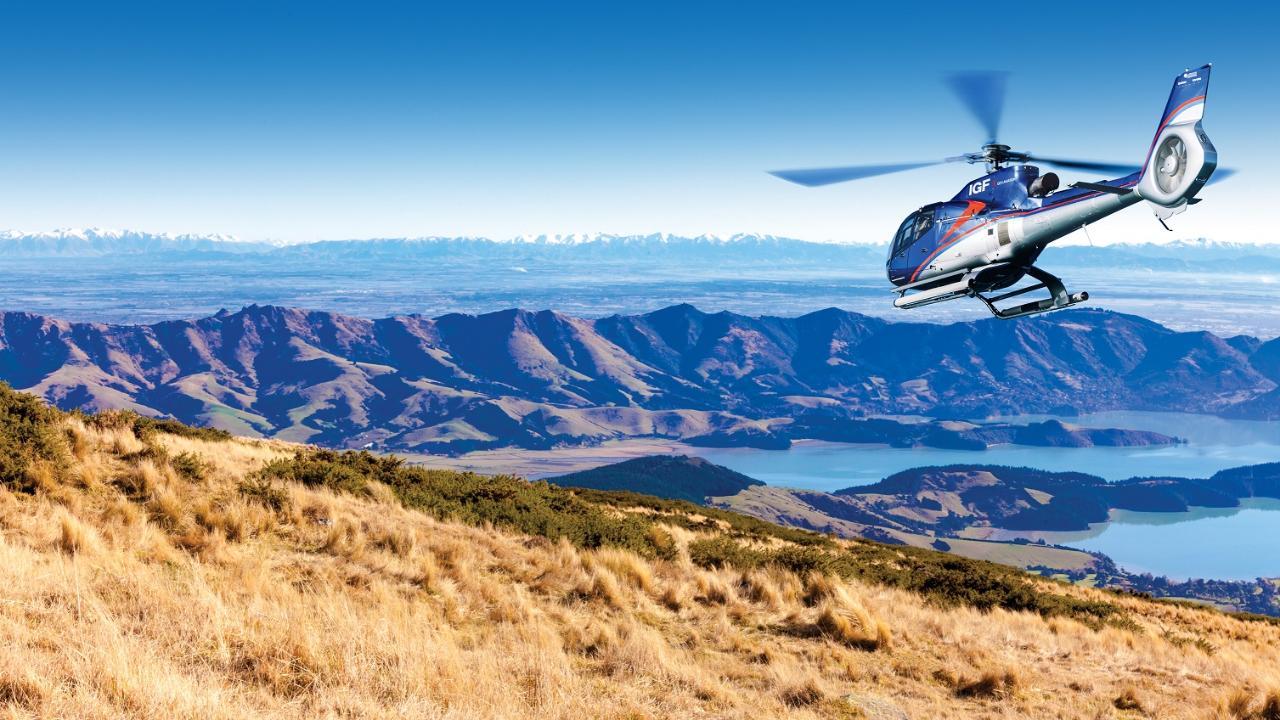 Christchurch City Scenic
