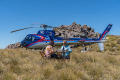 Heli Gourmet dining experience - Alpine or Beach from Nelson
