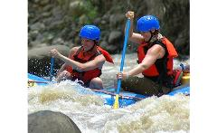 Sarapiqui River Rafting Class III and IV