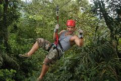 Canopy Tour from Manuel Antonio
