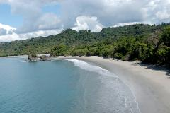 Manuel Antonio National Park from Jaco