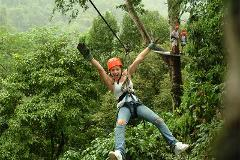 Canopy Tour from Jaco