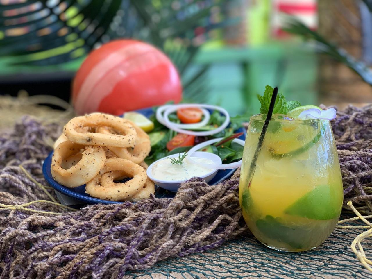 Narooma Quarterdeck - Fly the Island with Cocktails and Tapas