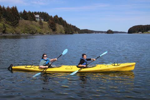 Kayak Rental - Tandem
