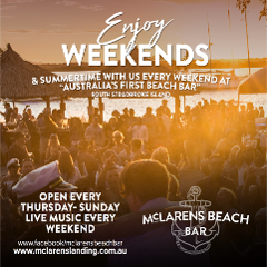 Island Sundays - McLarens Beach Bar