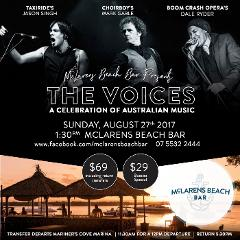 The Voices Tickets & Transfers