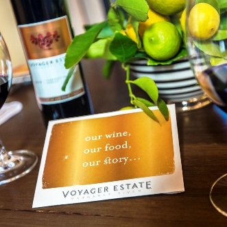 Voyager Estate Tour & 7-course Discovery Menu Gift Card