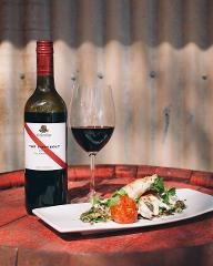 d'Arry's Verandah Degustation with Wine Pairing