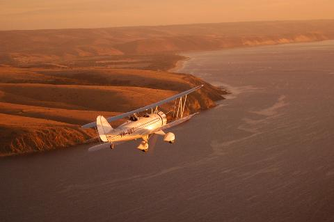 Scenic Flight, Wine Making and Degustation with Wine Pairing - Gift Card